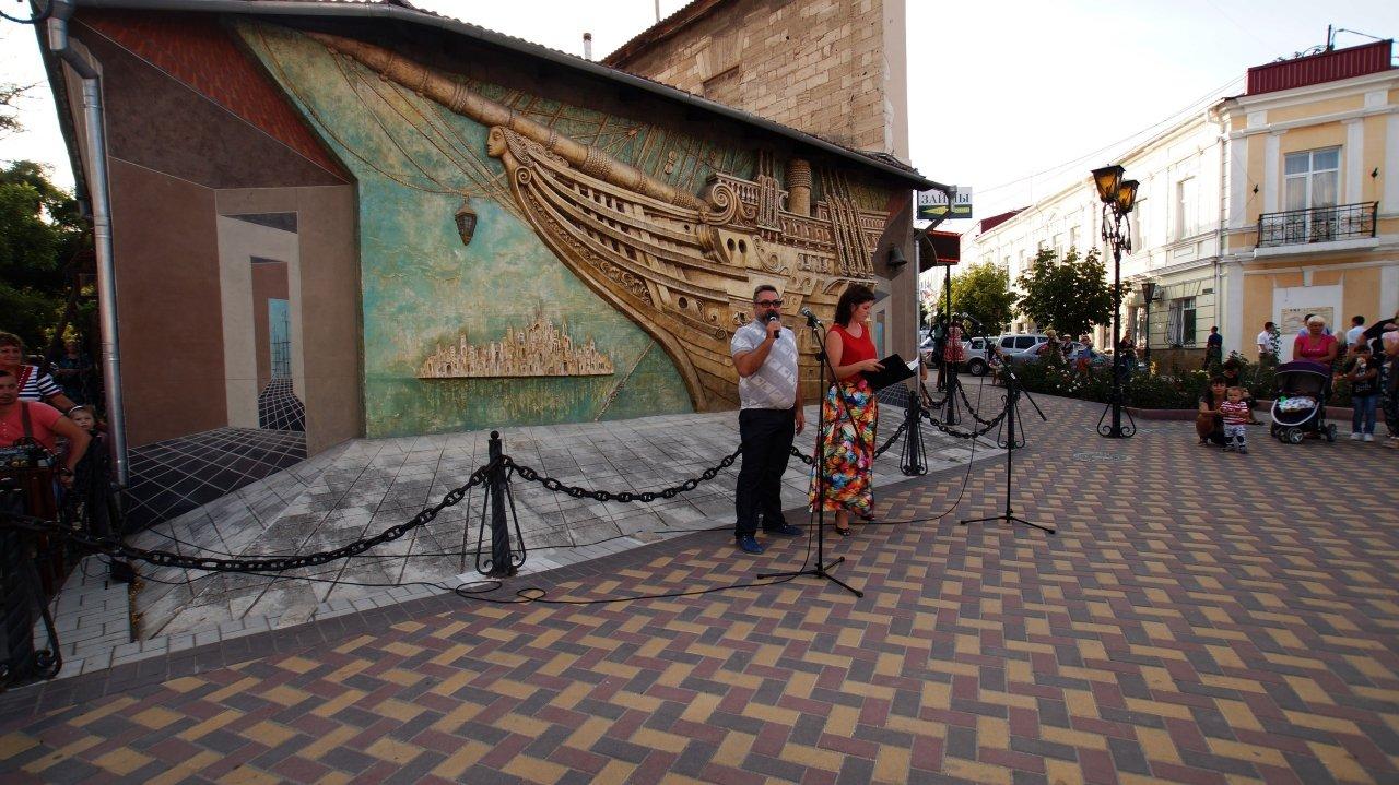 Фото фестиваля «Встречи в Зурбагане» в Феодосии #2944