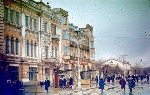 Проспект Айвазовского в 1960 году #13464