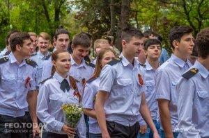 Празднование Дня Победы в Приморском #10638