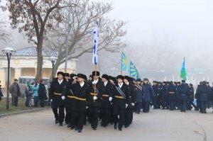 Фото митинга в память о Керченско-Феодосийском десанте #6485