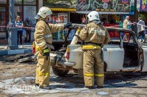 День пожарной охраны в Феодосии #8789