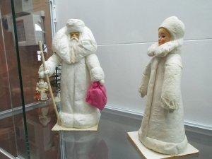 Фото выставки «Дед мороз из нашего детства» в Феодосии #6453