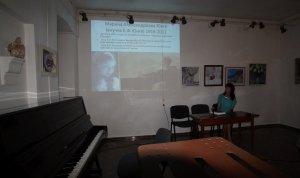 Фото презентации книги Юнге в Феодосии #4669