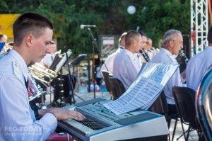 Фестиваль военных оркестров в Феодосии #12788