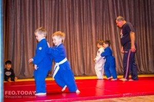 Детский фестиваль по дзюдо #8530