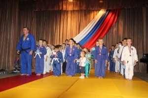 Фото фестиваля детского дзюдо Judo Kids в Феодосии #5745