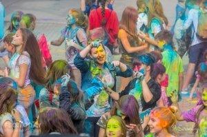 Фестиваль красок в Феодосии, май 2018 #11252