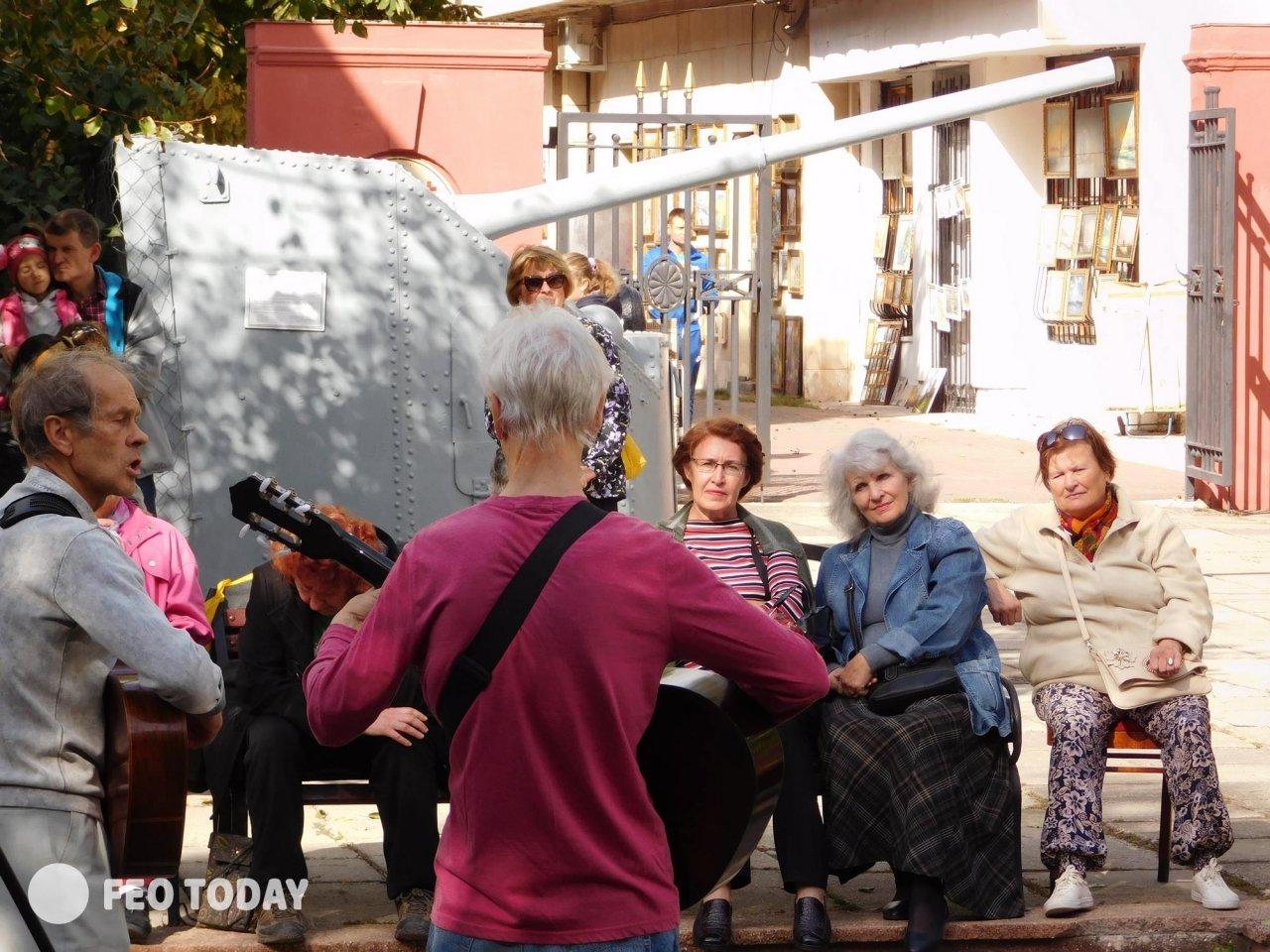 Фото 15 цветаевского костра в Феодосии #5252