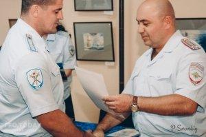 300-летие полиции в Феодосии #12240
