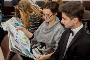 Презентация «Школьной Газеты» в Феодосии #6981