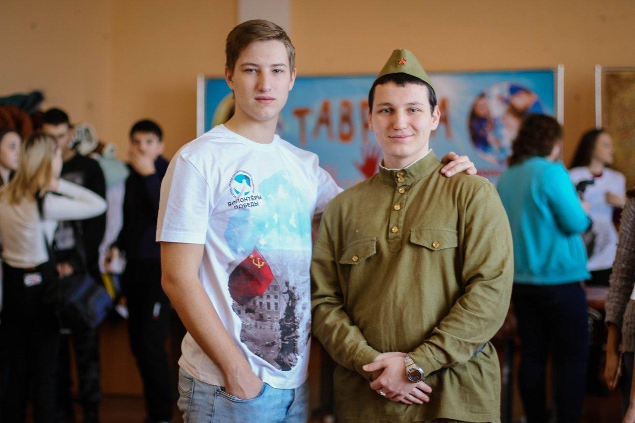 Квест «Сталинградская битва», Волонтеры Победы #6895