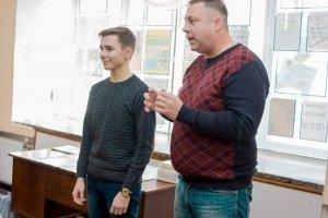 Презентация «Школьной Газеты» в Феодосии #6978