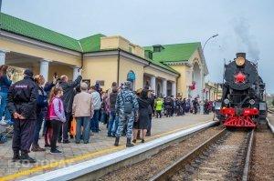 «Поезд Победы — 2018» в Феодосии #8203