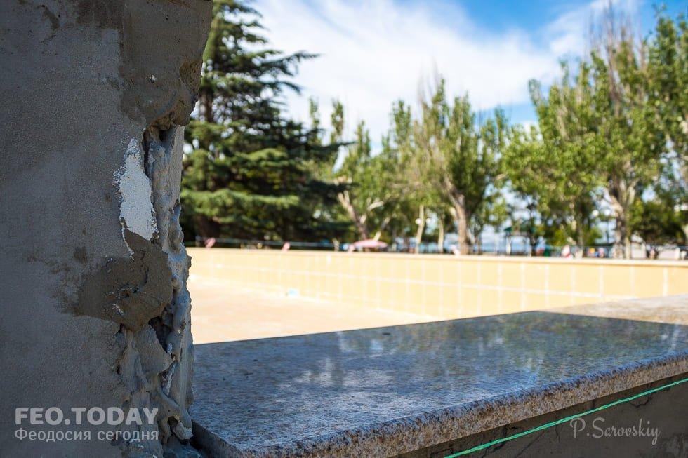 Ремонт светомузыкального фонтана #13504