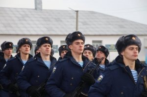Присяга 171 отдельного десантно-штурмового батальона, Феодосия #6804