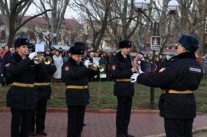 Фото митинга в память о Керченско-Феодосийском десанте #6486