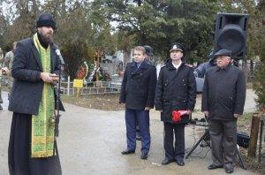 Фото траурной церемонии захоронения останков 35 бойцов Крымского фронта #6166