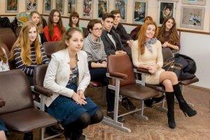 Презентация «Школьной Газеты» в Феодосии #6985
