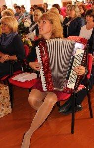 Фото празднования 45-летия школы №17 в Феодосии #5299