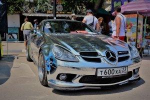 Фото чемпионата Крыма по тюнингу и автозвуку в Феодосии #692
