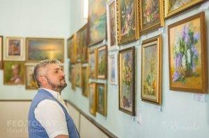 Открытие выставки «Живопись как музыка души» #9620