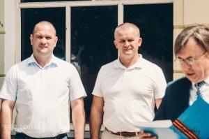 300-летие полиции в Феодосии #12230