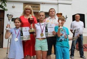 Фото закрытия шахматного фестиваля в Феодосии #276