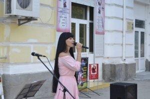 Фото концерта в Феодосии ко Дню флага и герба Крыма #4310