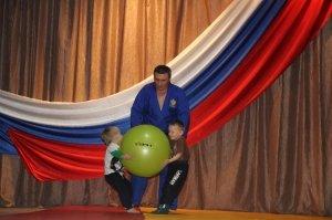 Фото фестиваля детского дзюдо Judo Kids в Феодосии #5763