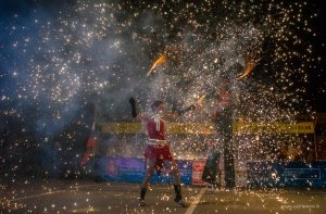 Фото фестиваля «Крым Fire-fest» в Коктебеле #2358