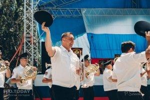 Концерт военного оркестра #12455