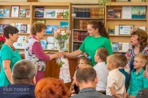 Собрание ко Дню библиотек в Феодосии #11406