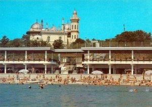 Пляж Военного санатория. Старая Феодосия #7297