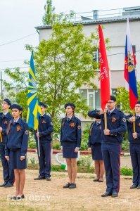 Акция «Бессмертная эскадрилья» в Приморском #9981