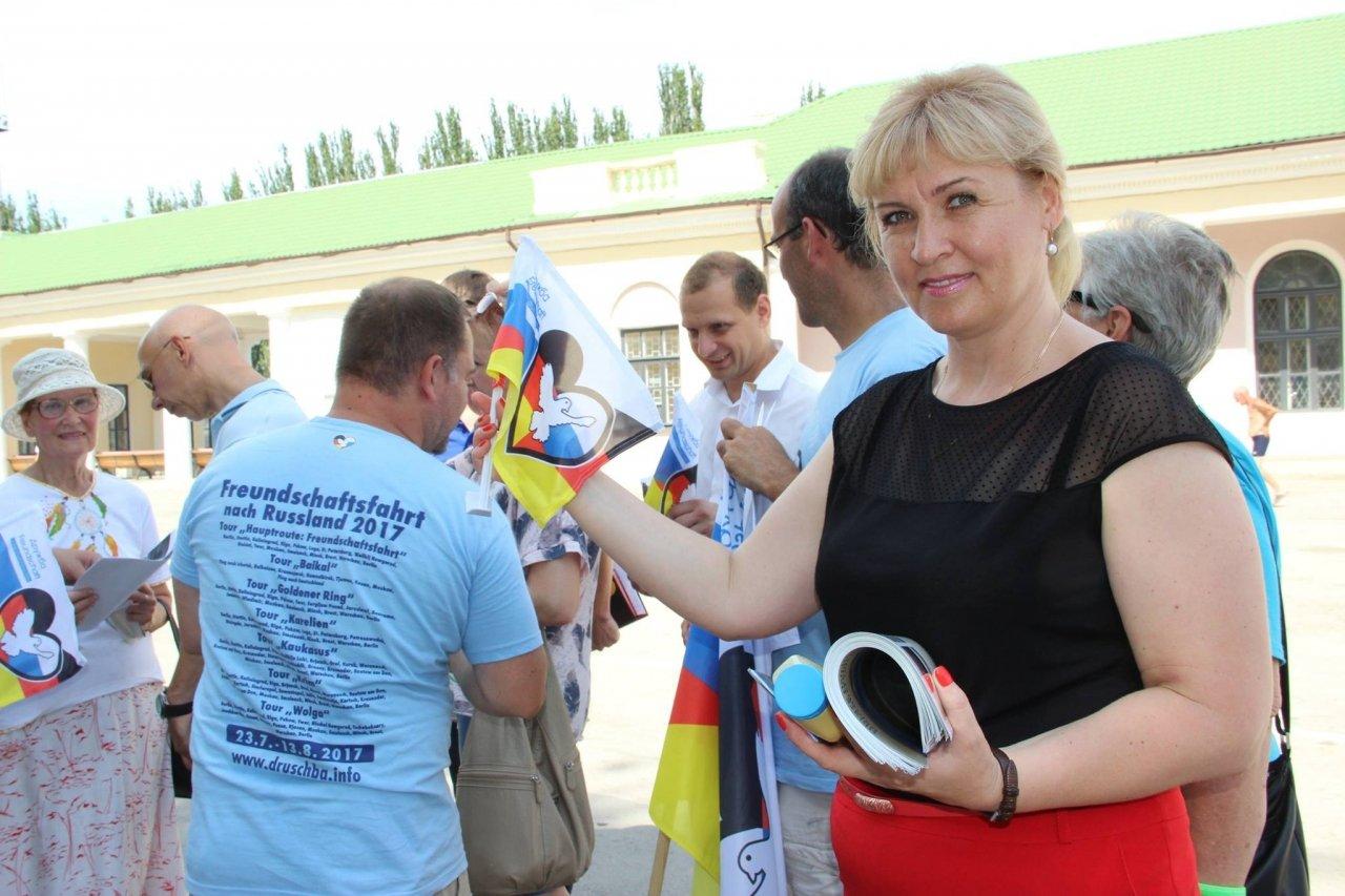 Фото визита участников автопробега Берлин—Москва в Феодосию #2332