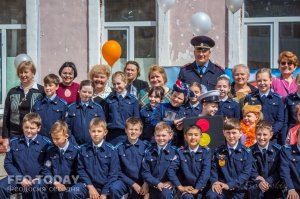 Открытие автомотошколы в Феодосии #8019