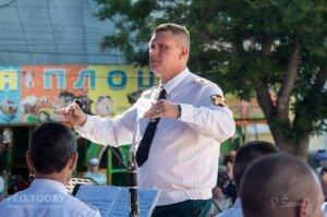 Фестиваль военных оркестров в Феодосии #12794