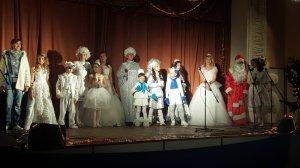 День Св. Николая в большом зале ДК #14666