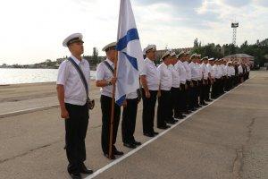 День ВМФ России в Феодосии #15280