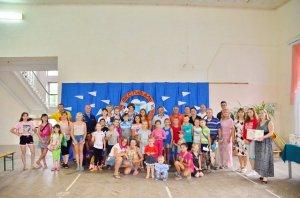 V Приморский фестиваль бумажных самолётиков #15168