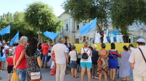День крымскотатарского флага #15060