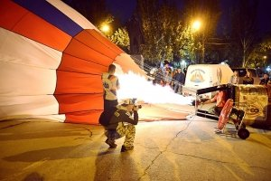 «Воздушное братство» в Феодосии #14003