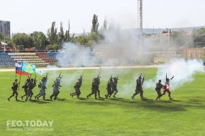 День ВДВ в Феодосии #13836