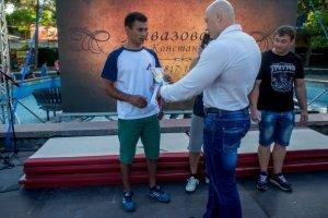 Фото турнира по армрестлингу в Феодосии #1284