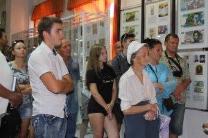 Фото выставки «Художники & банкноты» в Феодосии #740