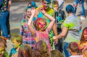 Фестиваль красок в Феодосии, май 2018 #11260