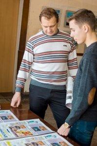 Презентация «Школьной Газеты» в Феодосии #6971