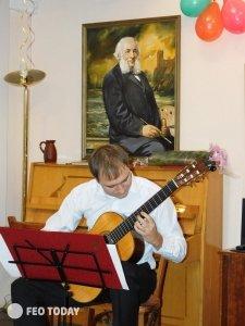 Фото юбилея художественной школы Айвазовского в Феодосии #5499