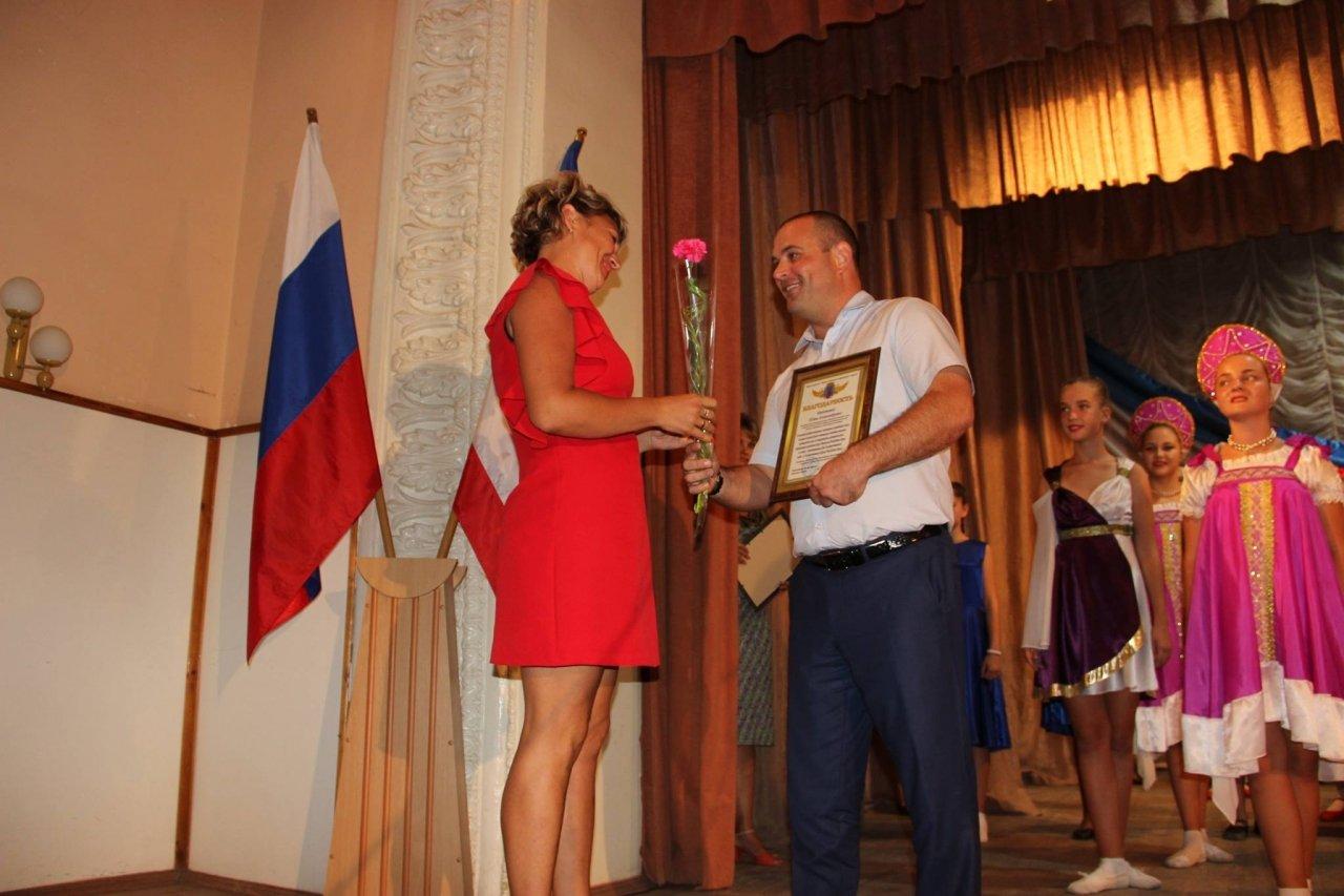 Фото торжественного мероприятия ко Дню герба и флага Республики Крым #4288