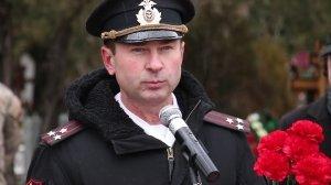 Фото траурной церемонии захоронения останков 35 бойцов Крымского фронта #6175